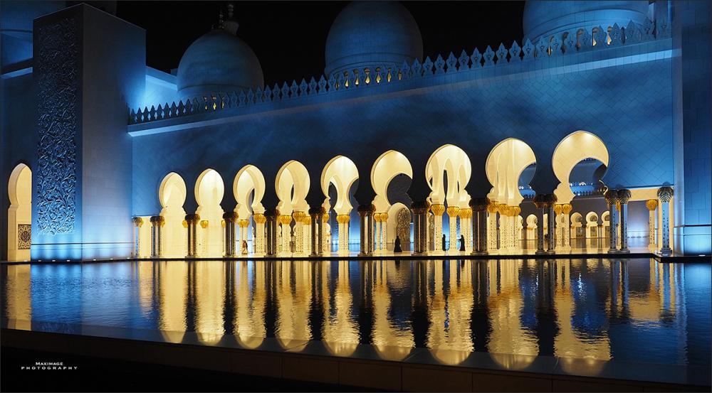 Cheikh Zayed Grand Mosque / Abu Dhabi