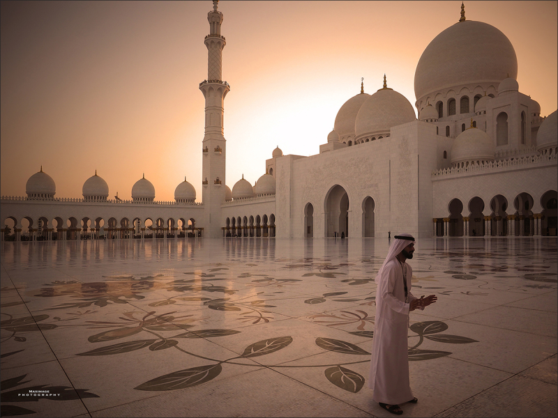 Cheikh Zayed Grand Mosque