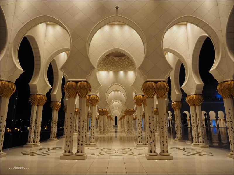 Cheikh Zayed Grand Mosque