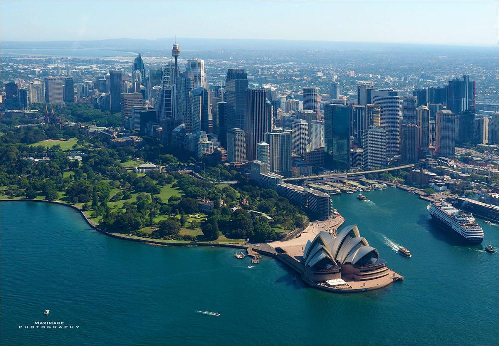 Sydney city...