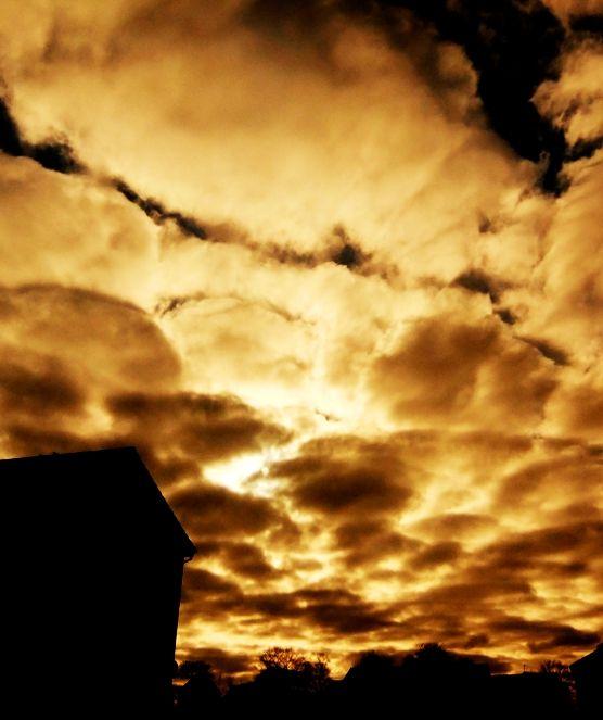 sky over york