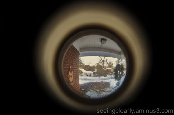 Winter Through the Looking-Glass
