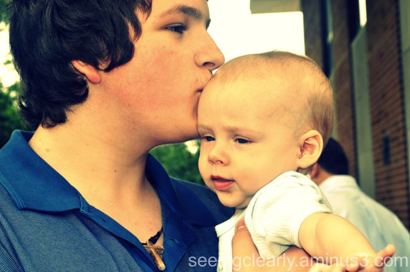 Kisses for Baby
