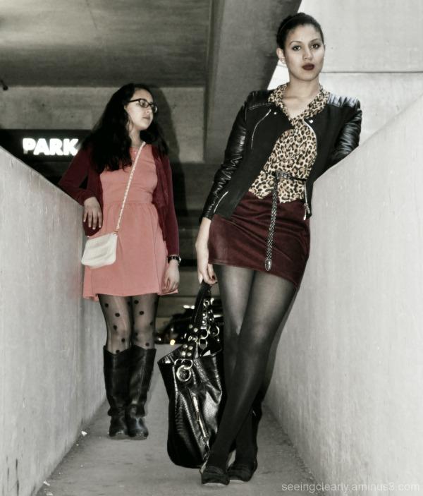 Kenza and Chayma