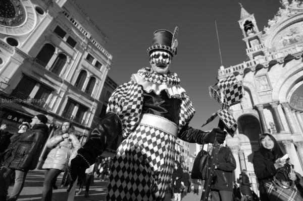 Mister Chessboard