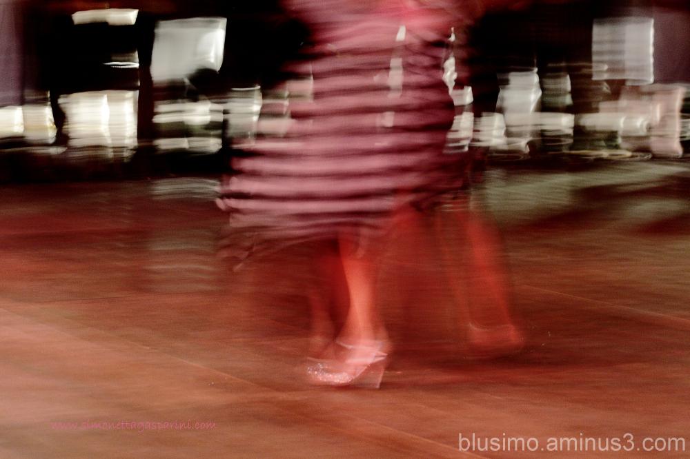 disorientated tango