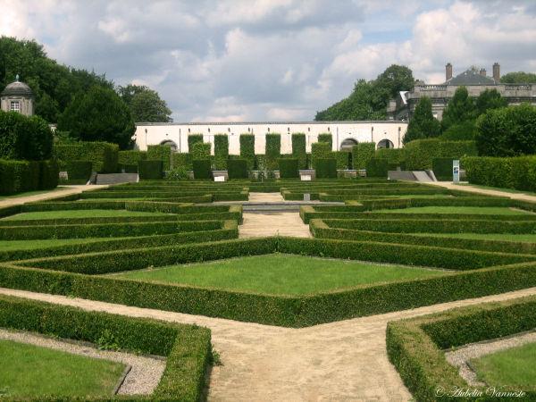 Parc du château de Seneffe