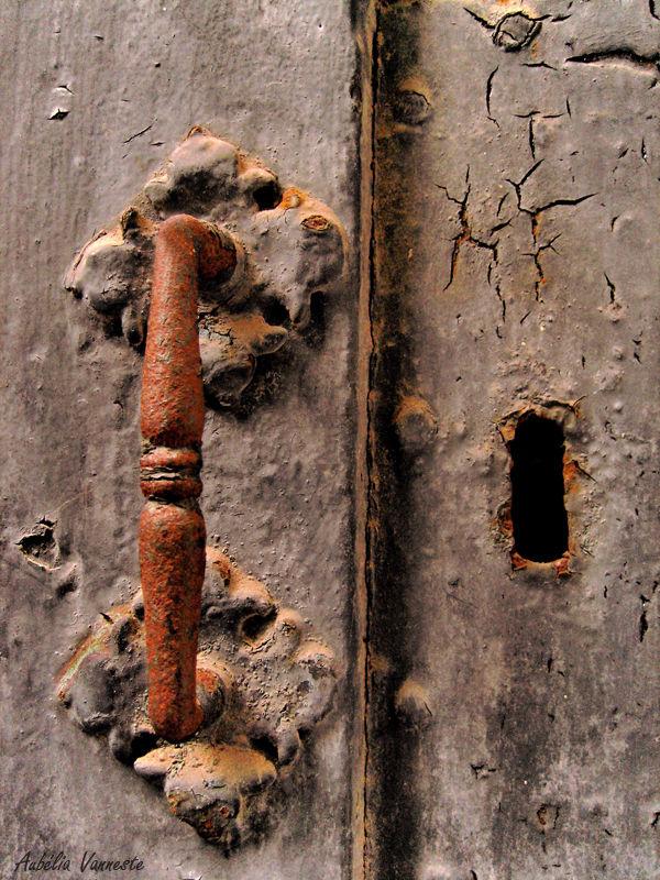 Detail d'une porte