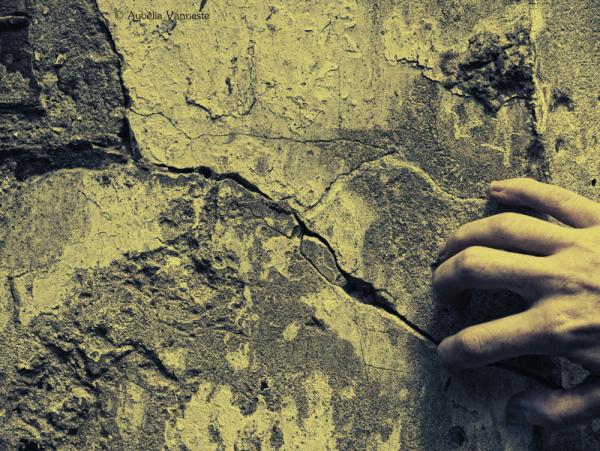 The softness of stone