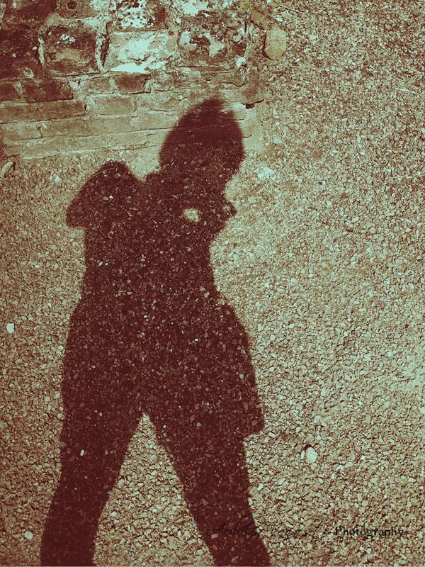 Une silhouette