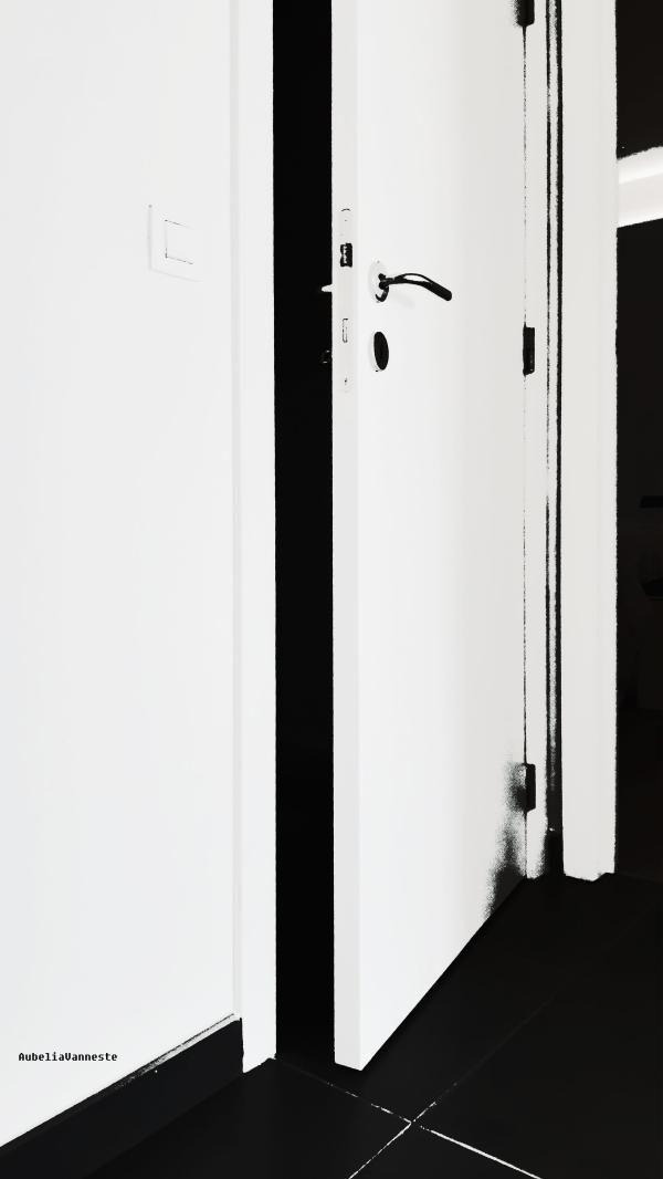 What happens behind the door?