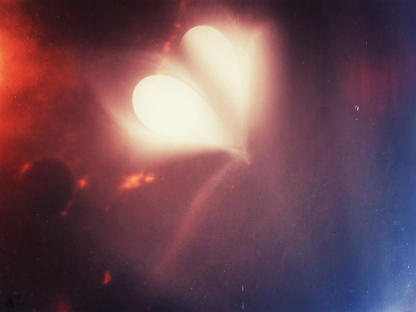 Full of light