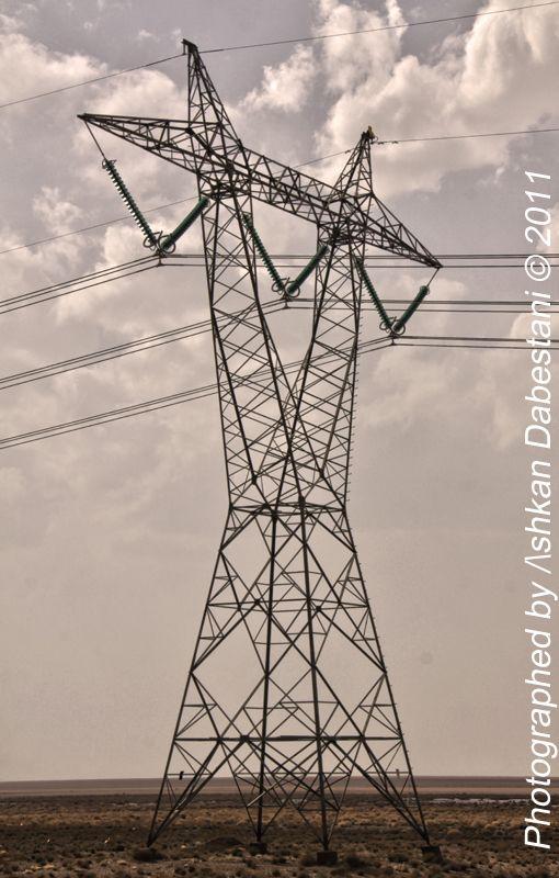 Electricity Pole..