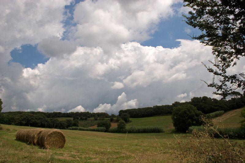 Núvols a Cardedeu