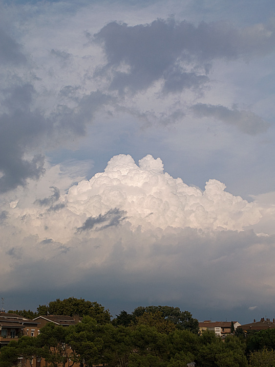 Núvols a Cardedeu II