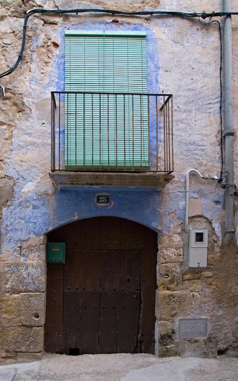 Porta a Horta de Sant Joan