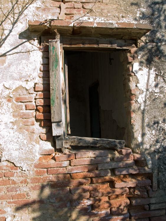 finestra V