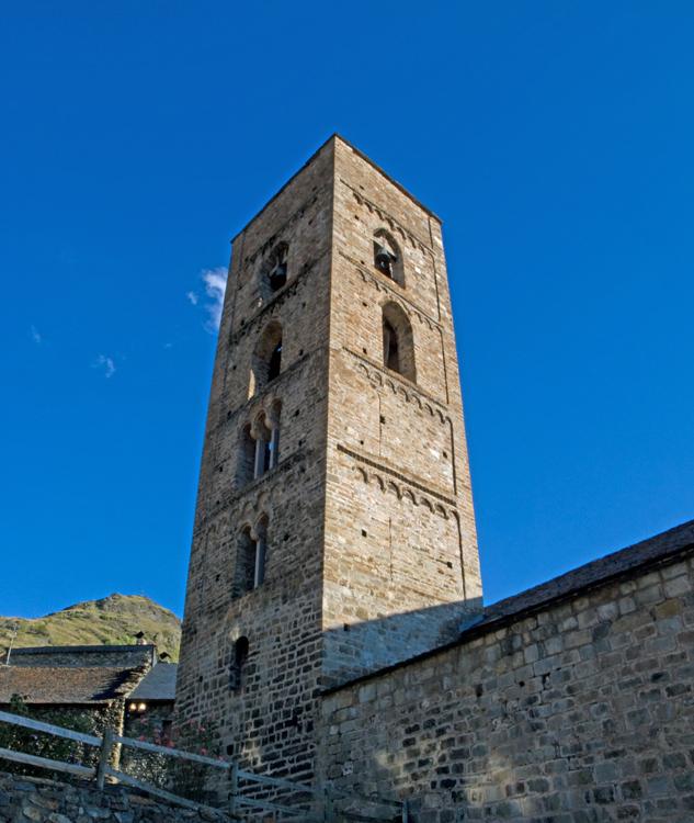 Església de la Nativitat - Durro