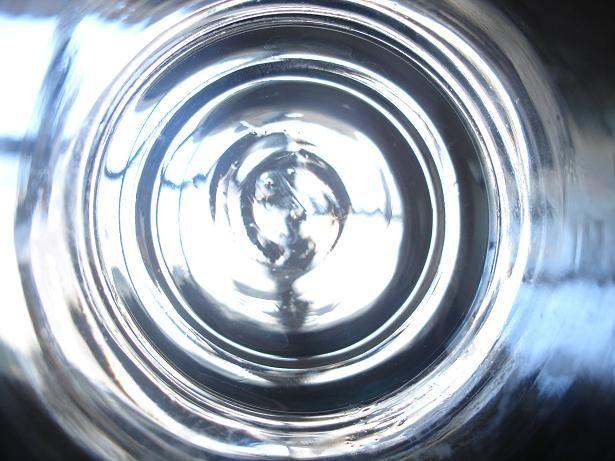 art photo of light swirl