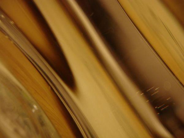 desert glass abstract artsy