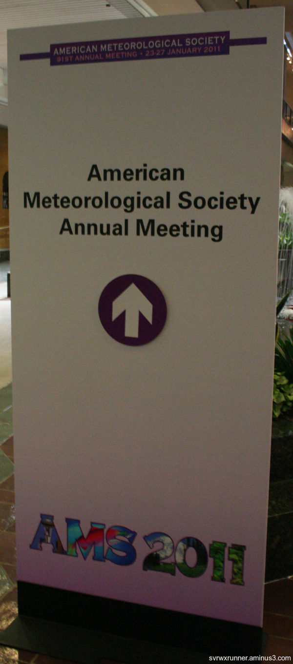 2011 AMS Annual Meeting