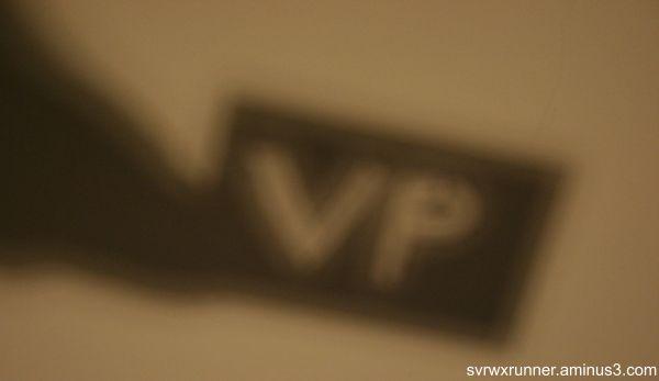 VP art shadow
