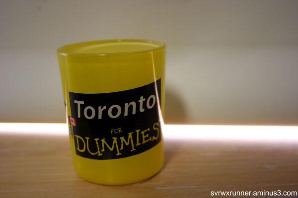 shot glass toronto canada
