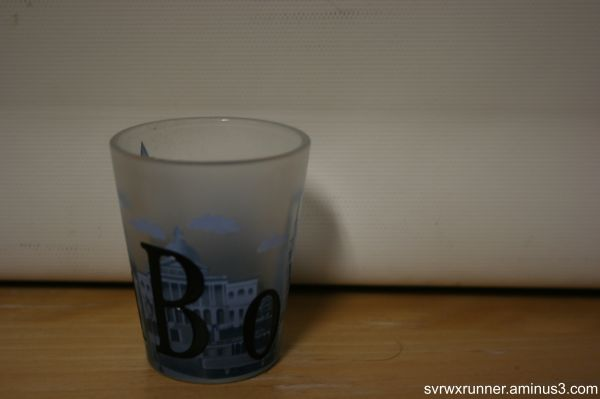 shot glass boston