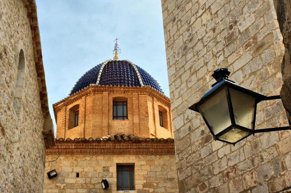 Cimbori  (Dome)