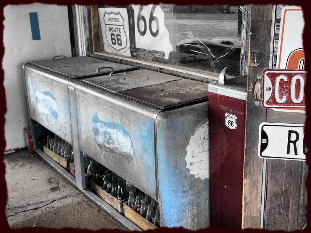 Neveres velles  (Old fridges)