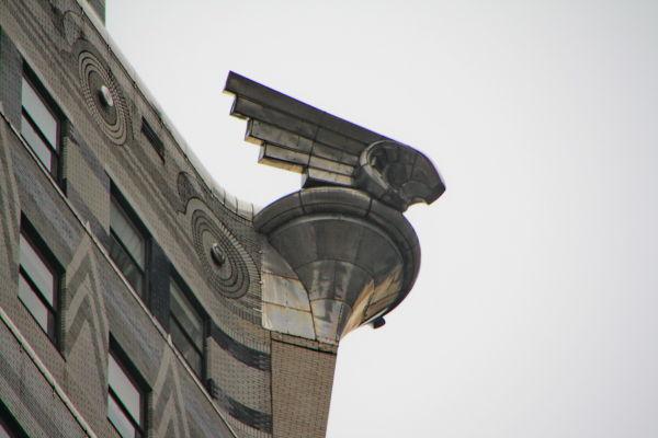 Chrysler building (detail)