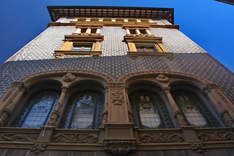 Casa Masferrer s. XIX -Vic