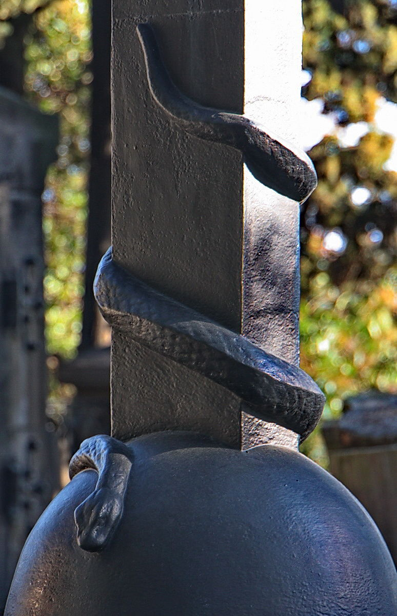 Detall cementiri de Montjuïc (1)