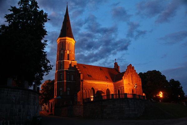 Nocturn (2) . Kaunas