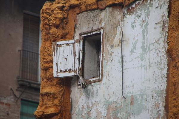 Finestra inútil (Useless window)