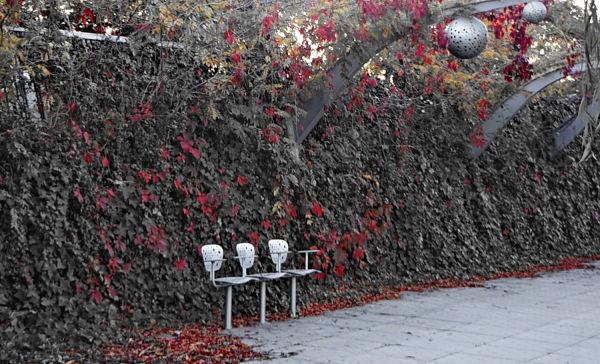 Tres cadiretes (a l'estil de la Marta)
