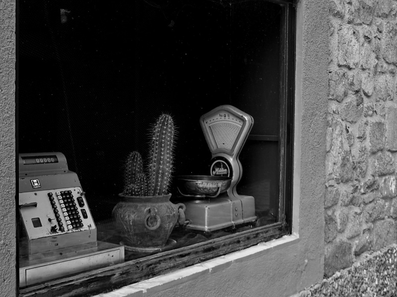 Records d'una botiga. (Memories of a store)