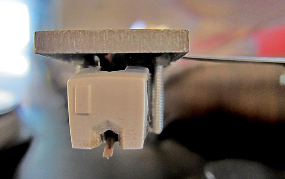 Agulla (turntable needle)