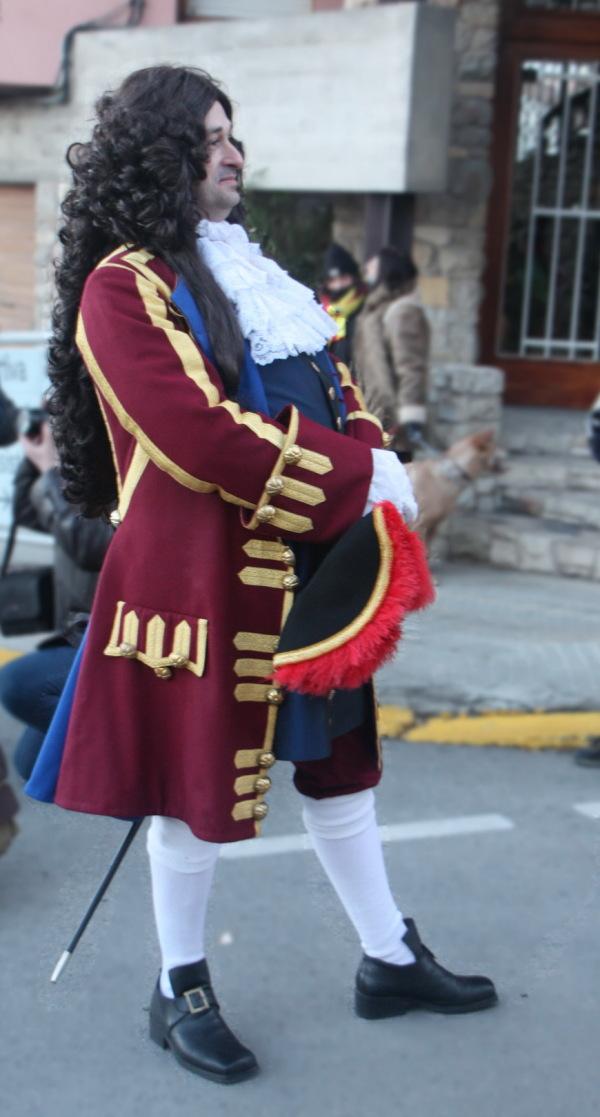 La Gleva. 1714