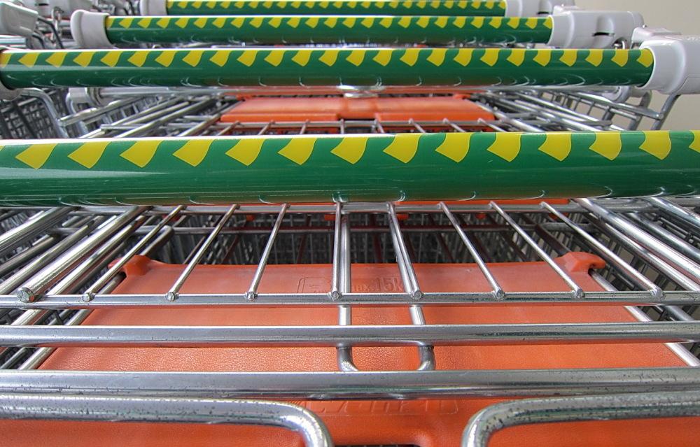 Carrets del super (supermarket trolleys)