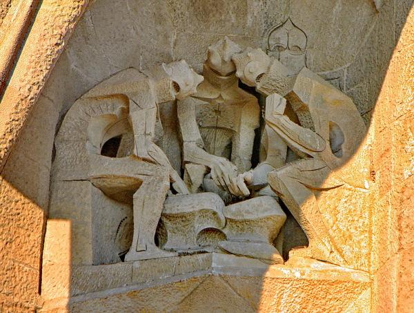 Soldats. (Sagrada Família 3/4)