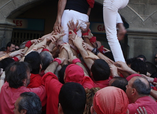 Castellers 1   Unió