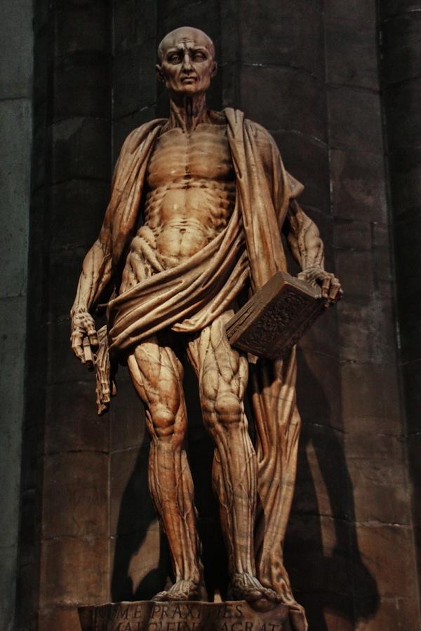 Sant Bartomeu excorticat