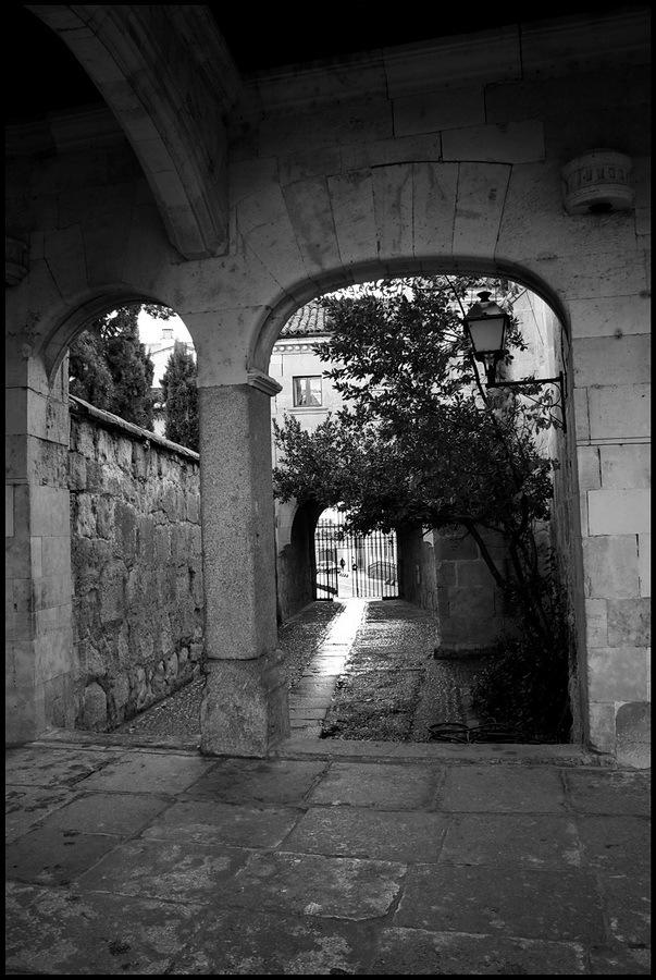 LLum a Salamanca