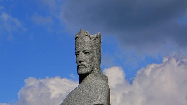 Gran Duc Mindaugas, rei de Lituània