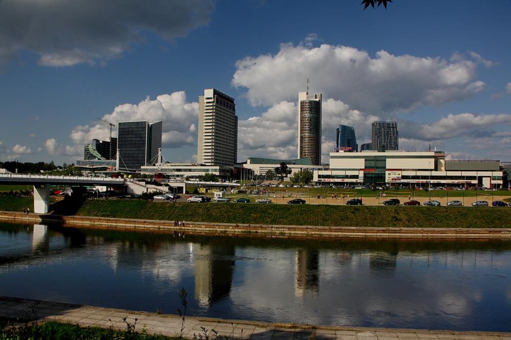 La nova Vilnius <> suinliV avon aL