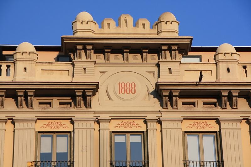 1888. Barcelona singular #6