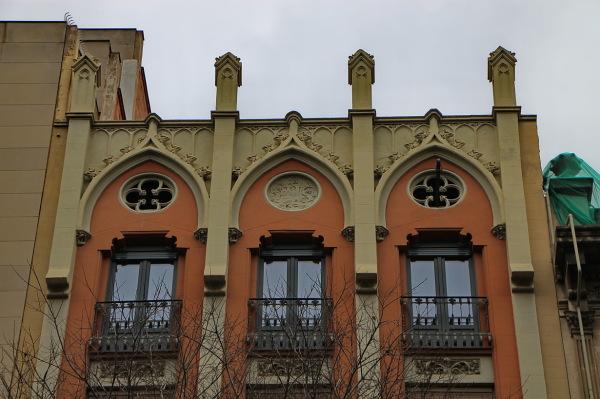 Barcelona Singular #7  Casa Pastor