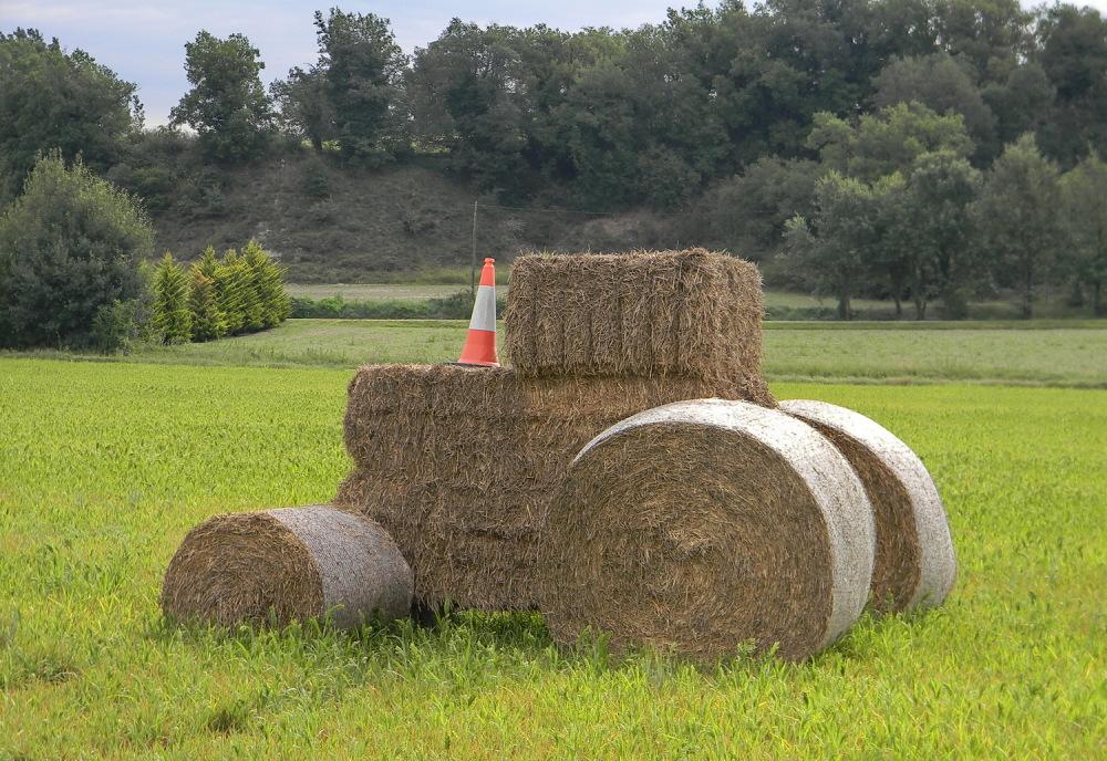 """""""Tractor ecològic"""""""