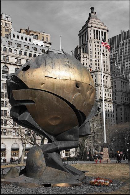 Homenatge a les víctimes del 11S